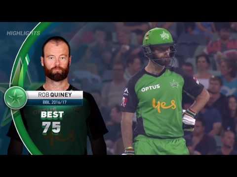 BBL 2017 Match 26 Highlights Perth Scorchers v Melbourne Stars HD   YouTube 720p