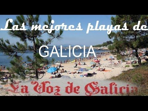 Las mejores playas de Galicia ´   La Voz de Galicia