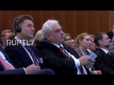 Germany: Economics minister reproaches Russia for lack of 'openness'