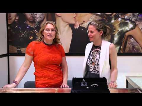 Live From JCK Las Vegas 2013 Day 2: Jennifer Heebner at the Design Center