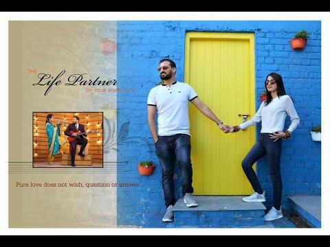 Best Cinemetice Pre Wedding Teser ( Gurinder Pal + Gursharanjit) 2020