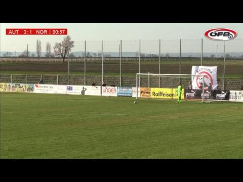 Freundschaftliches U20-Länderspiel: Österreich Vs Norwegen