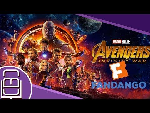 Infinity War Breaks Ticket Sales Records & More - Book The Ticket
