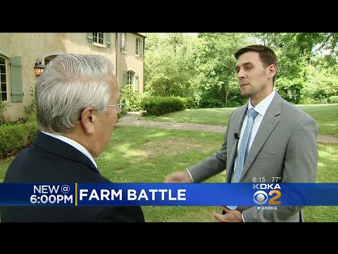 Owners Of Historic Farm Wage Battle With Sewickley Heights Officials Over Bible Study Events