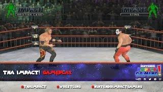 TNA iMPACT! Gameplay
