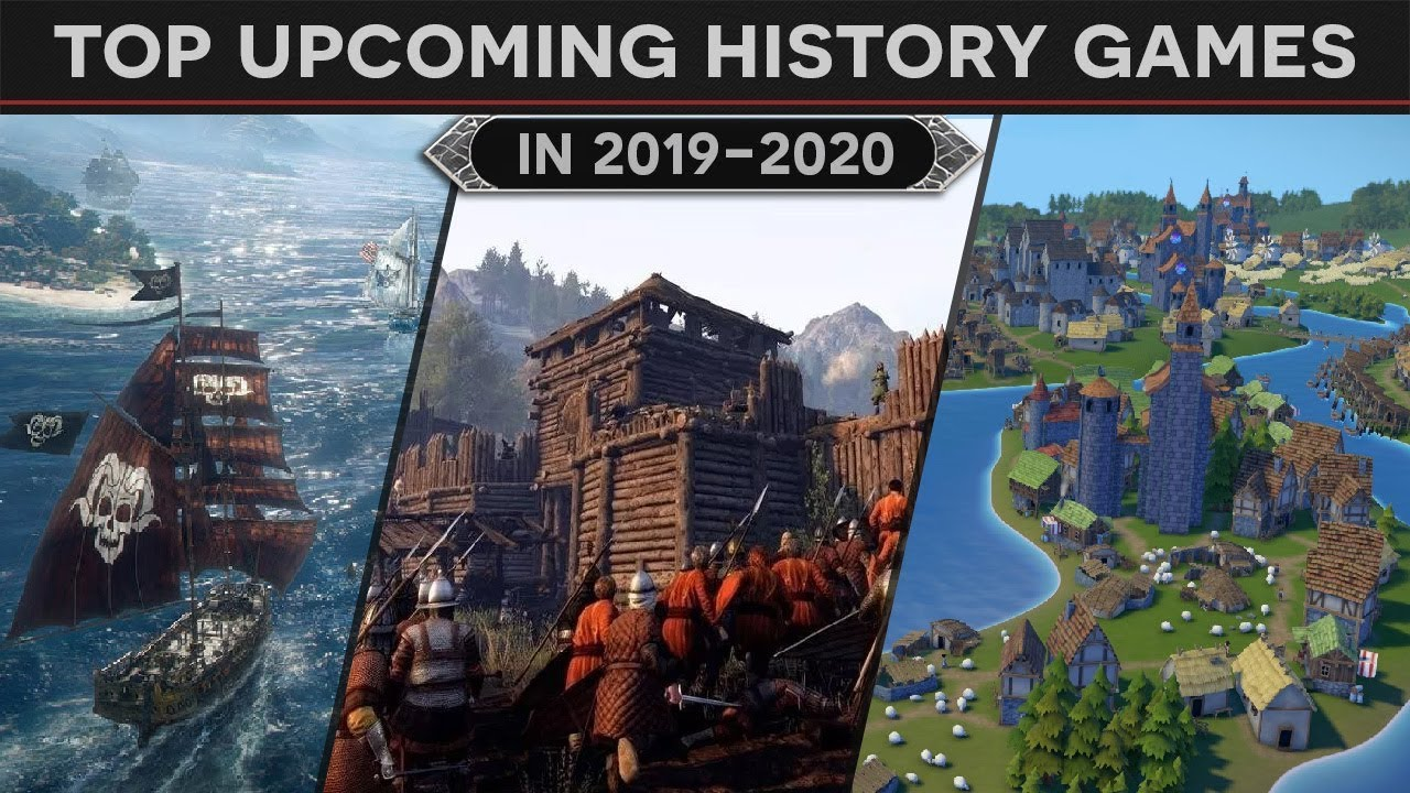Top Rts Games 2020.Top Upcoming History Games For 2019 2020 Simulation Rts And Rpgs