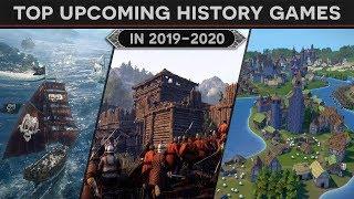 Top Upcoming History Games for 2019-2020 (Simulation, RTS, and RPGs)