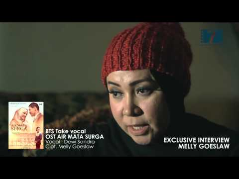 "Exclusive Interview Melly Goeslaw ""AIR MATA SURGA"""