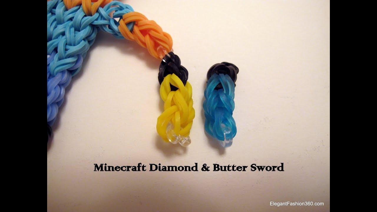 Butter Minecraft Sword