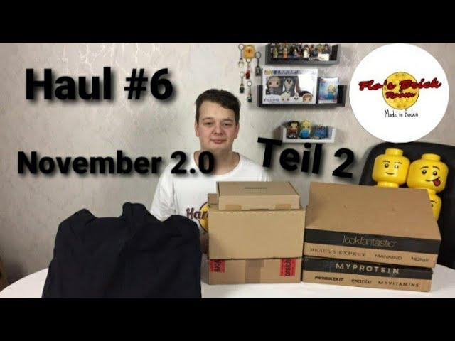 Haul #6 November 2.0 Teil 2