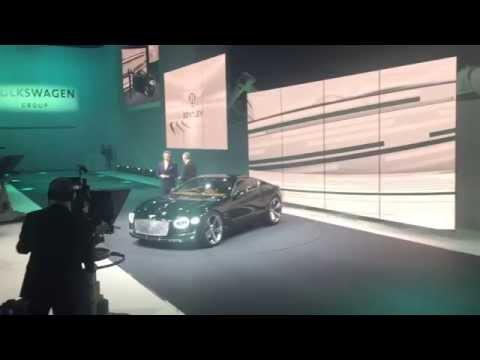 Geneva Motor Show 2015 Highlights - Volkswagen Group Night - Lamborghini Aventador SV and more