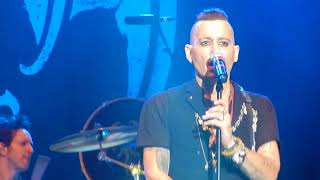 Hollywood Vampires - Johnny Depp - Hamburg Stadtpark Open Air, 02.06.2018 - Heroes