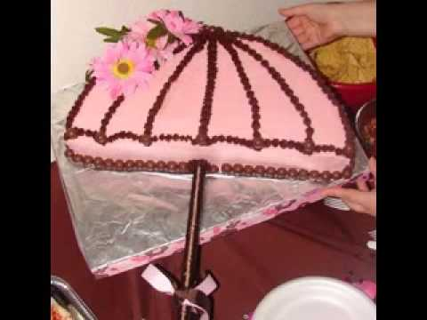 Baby Shower Umbrella Decorations Ideas Youtube