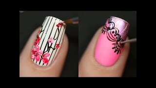 New Nail Art Tutorial 2018 💄😱 The Best Nail Art Designs Compilation #30