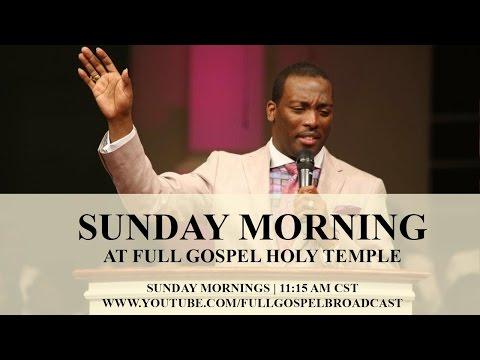 FGHT Dallas: Sunday Morning (May 8)
