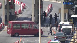 Inmigrantes devueltos a Marruecos tras la entrada masiva a Ceuta
