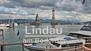 Bodensee // Lindau // wunderschöne Altstadt mit Cafès und schönen Lädchen