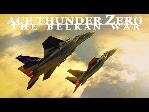 Ace Thunder Zero: The Belkan War - Diapason - 2500 Subs Special