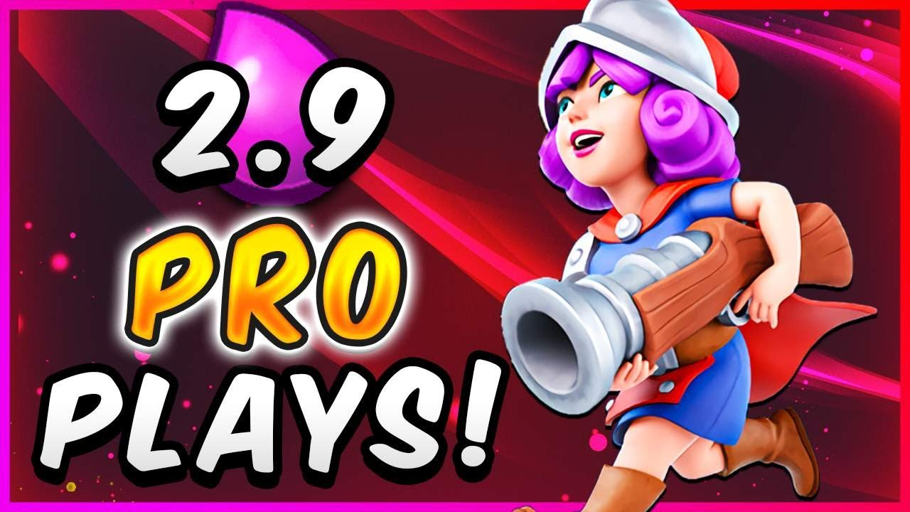 *NEW* HOG CYCLE COUNTERS THE META! — Clash Royale