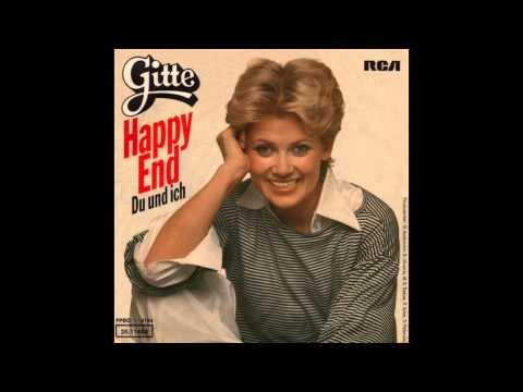 Gitte - Happy End (HQ/CD)