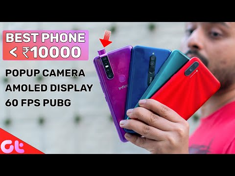 TOP 6 BEST PHONES UNDER 10000 In March 2020  | Sabse Best | GT Hindi
