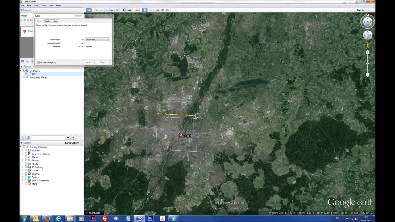 how to open kmz file in google earth