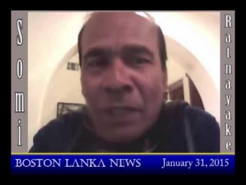 Boston Lanka: With Somi Ratnayake