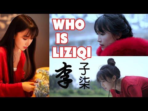 Who is Liziqi 2020 Liziqi Life Full Story  Liziqi Net Worth Liziqi Shop 李子柒最新 Liziqi YouTube Channel