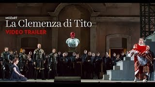 Mozart's LA CLEMENZA DI TITO, onstage at Lyric Opera of Chicago Mar. 5 - 23