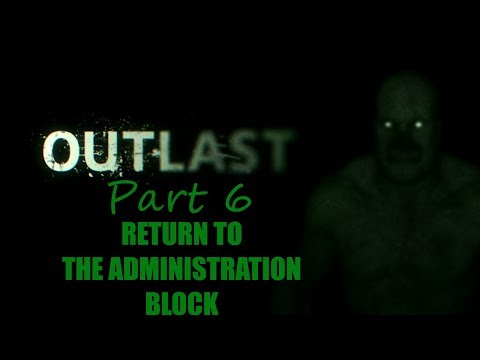 Outlast the 2nd series Part 6