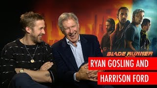Harrison Ford thought Ryan Gosling