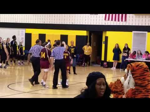 Northern middle school vs Calvert middle school 2018