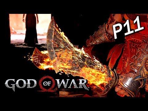 God of War PS4《戰神 PS4》Part 11 - 久等了,雙刀