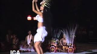 Tahitian Vahine Dance - 11