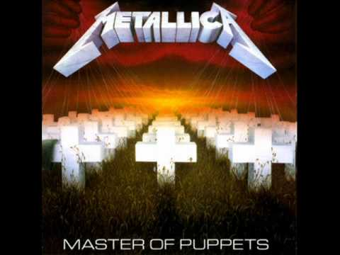 Metallica - Master of Puppets With Enhanced Original Bass