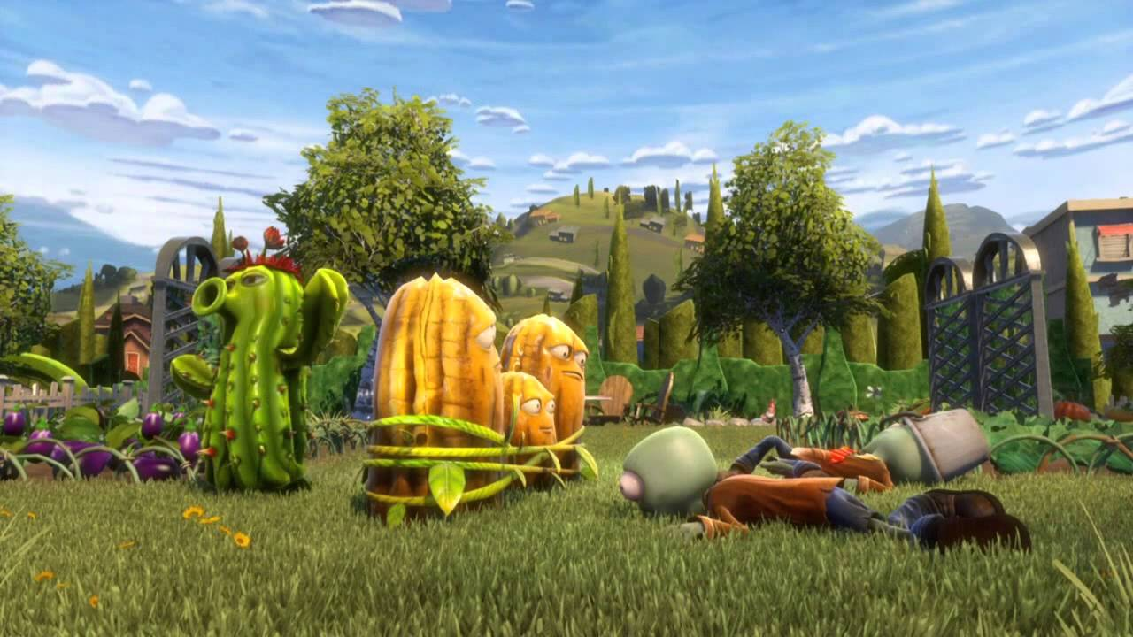Plants VS Zombies Garden Warfare TODAS LAS HABILIDADES | Doovi