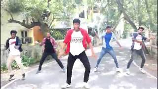 SEEMARAJA - PARAAK SONG - DANCE COVER - BLACK BEATERZ _ SS CHOREOGRAPHY