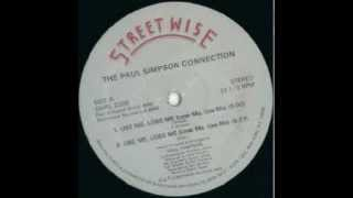 The Paul Simpson Connection - Use Me, Lose Me (Lose Me, Use Me) (1983) .wmv