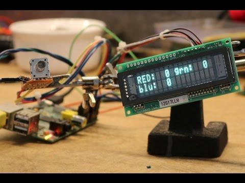 RGB Rotary Encoder on Raspberry Pi