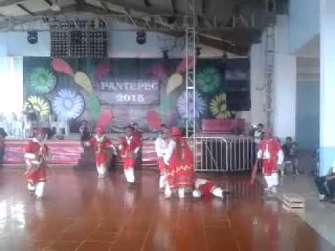 Danza Santiaguero feria pantepec puebla 2015