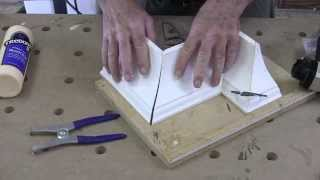 Installing Crown Molding: Pre-Assembly & Installation
