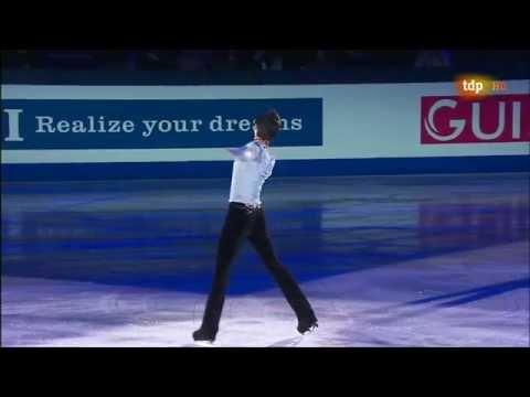 Yuzuru Hanyu Gala Final Grand Prix 2014 Barcelona