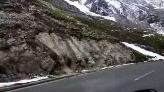 Driving trough austrian alps - yamaha tdm 850