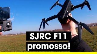 SJRC F11 Un drone CONVINCENTE, campione di DURATA!
