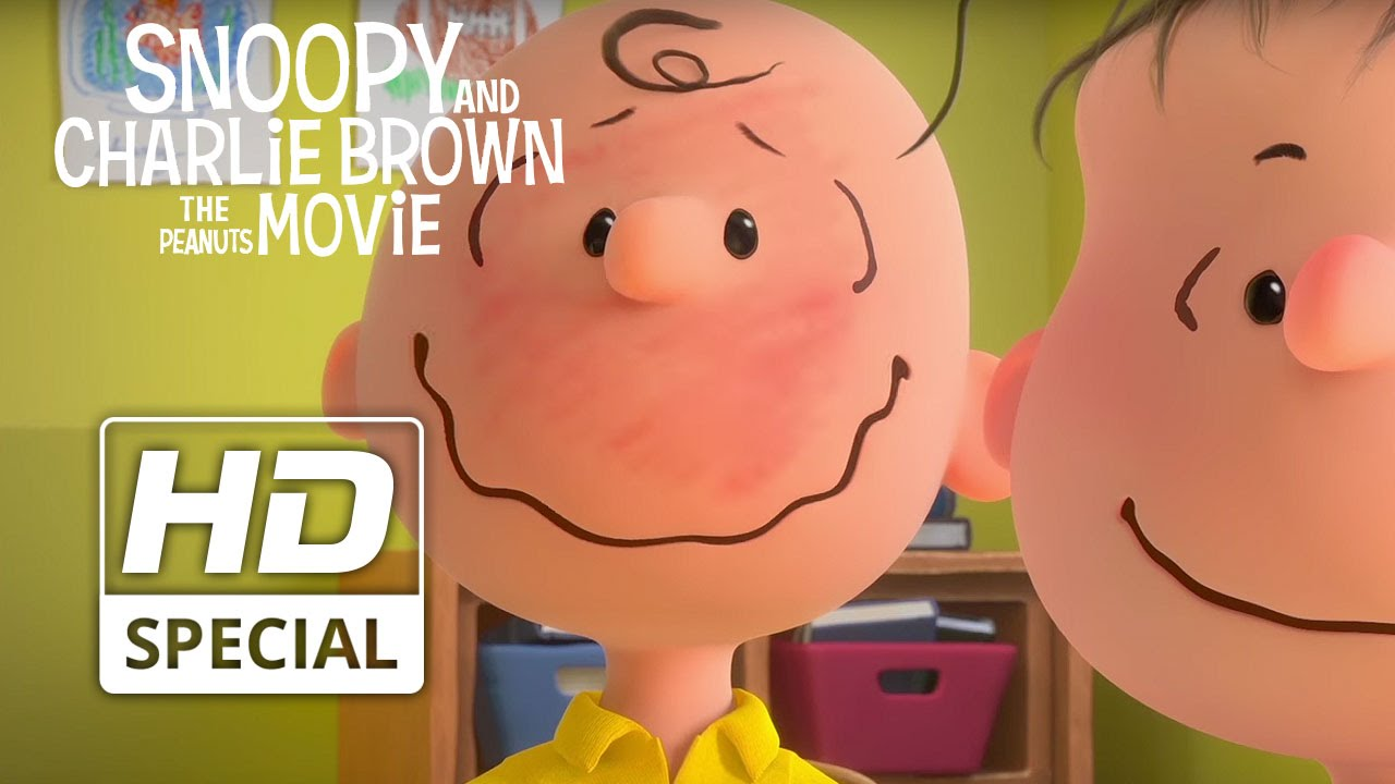 Charlie Brown: The Peanuts Movie