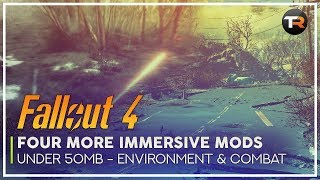 Four More Immersive Mods Under 50MB for Fallout 4 on Xbox One