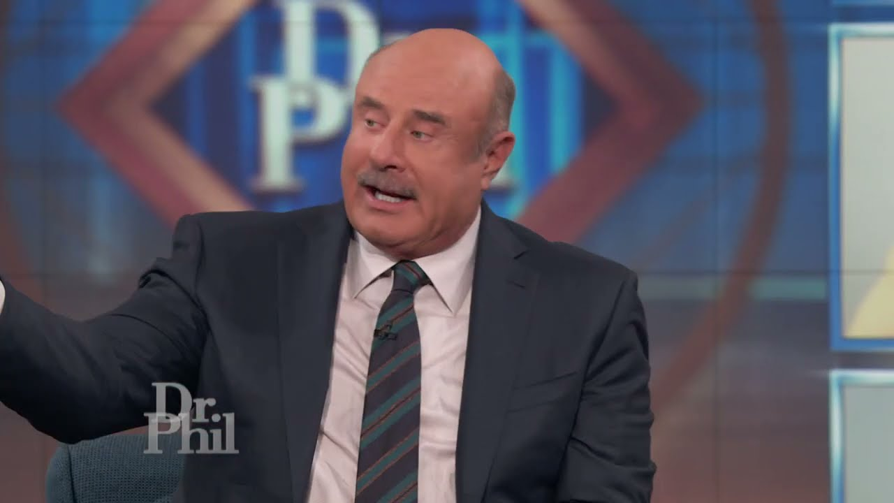 Dr. Phil Tells Woman How He Believes She Can Get Her Children Back