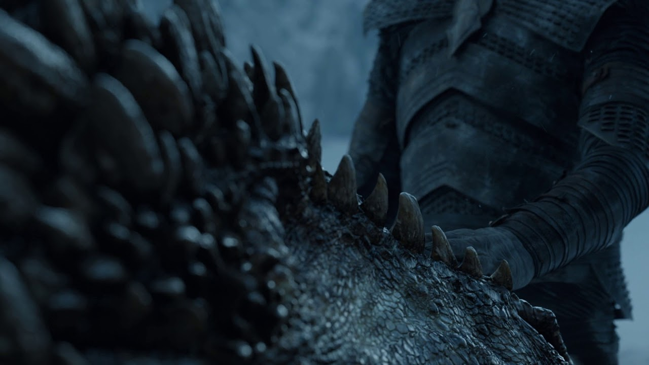 Game Of Thrones Viserion
