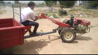 TRAILER 1.5 TON CAPACITY FOR POWER TILLERS