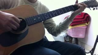 Mẹ yêu con - guitar
